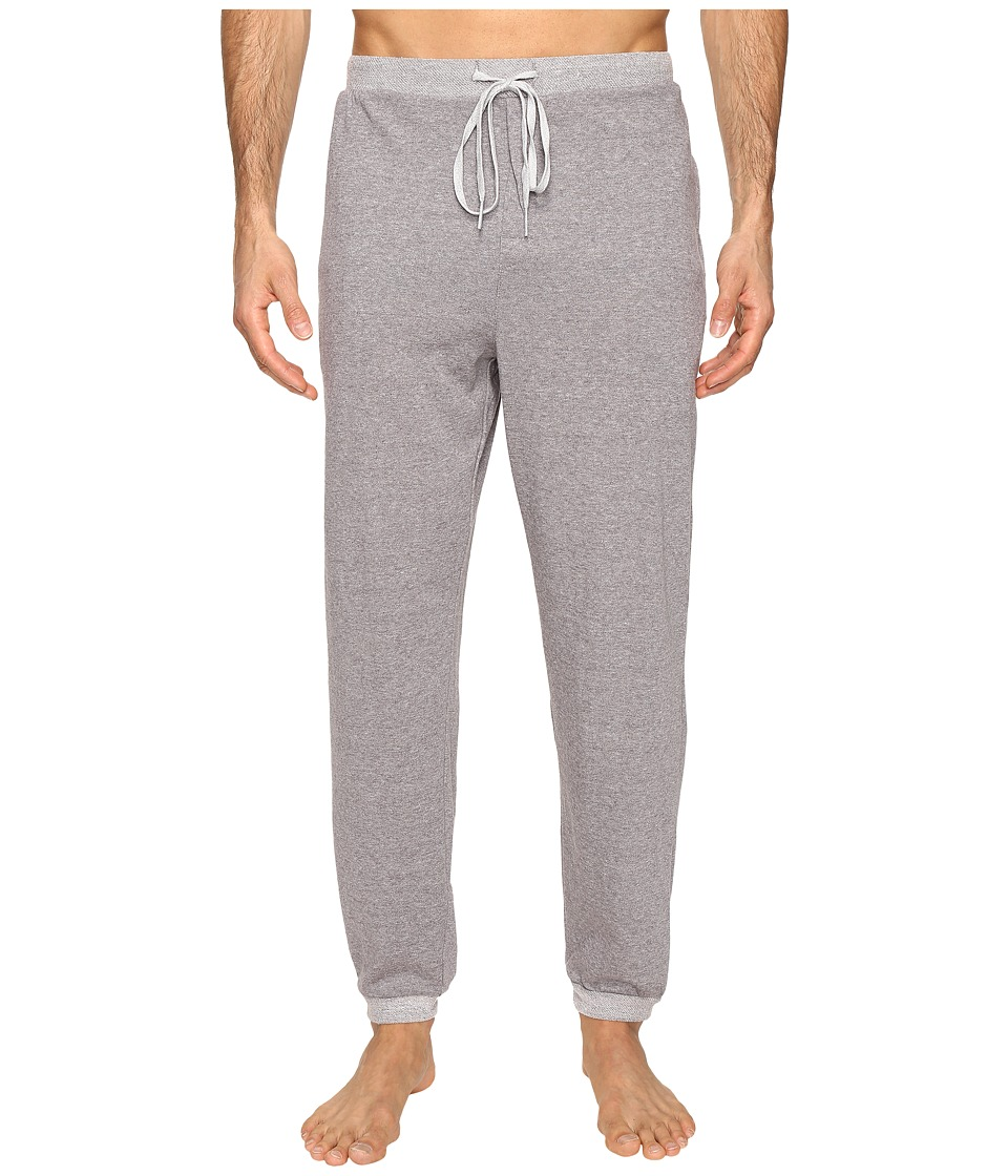 Kenneth Cole Reaction - Marled Pants (Black) Men's Pajama