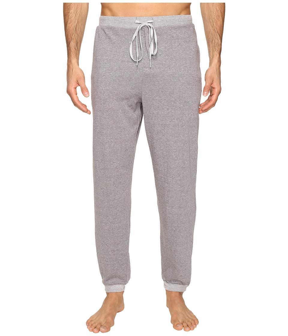 Kenneth Cole Reaction - Marled Pants (Black) Men's Pajama