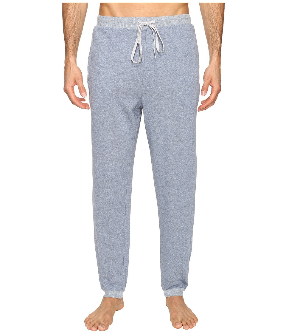 Kenneth Cole Reaction - Marled Pants (Navy) Men's Pajama
