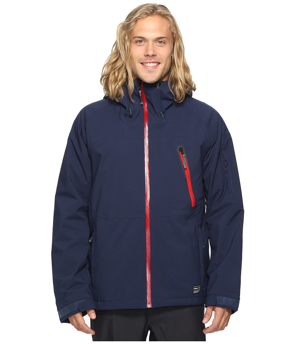 O'Neill - Jeremy Jones Rider Jacket (Ink Blue) Men's Coat