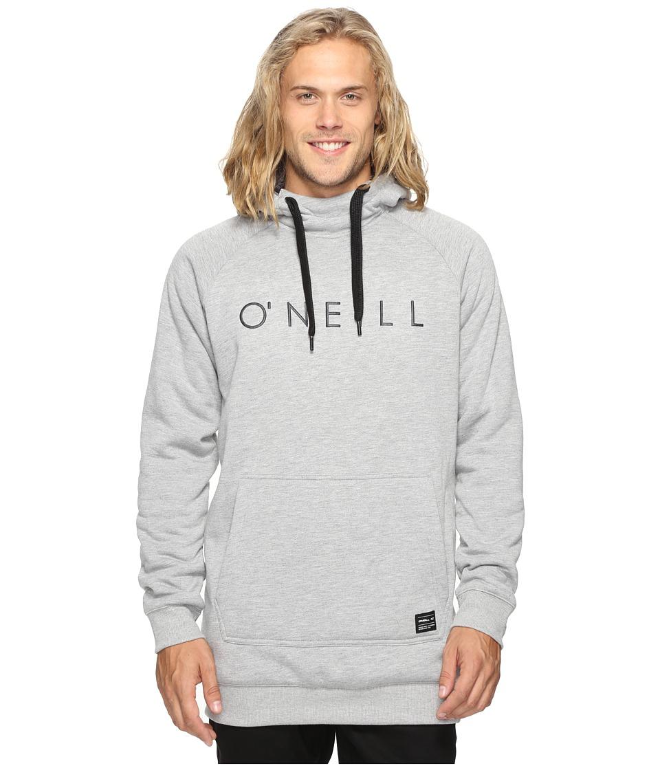 O'Neill - Rider Hoodie (Silver Melee) Men's Sweatshirt