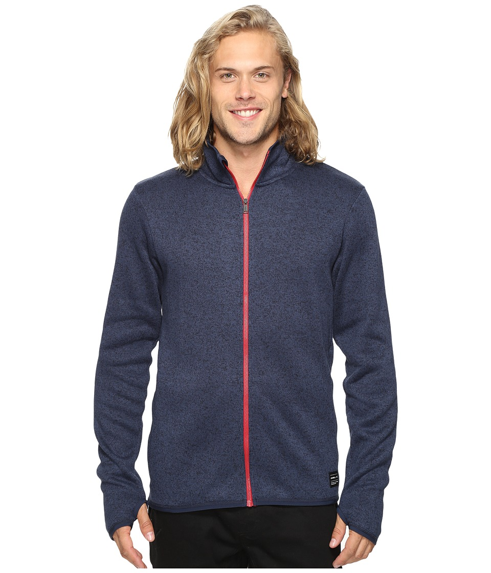 O'Neill - Piste Fleece (Ink Blue) Men's Fleece