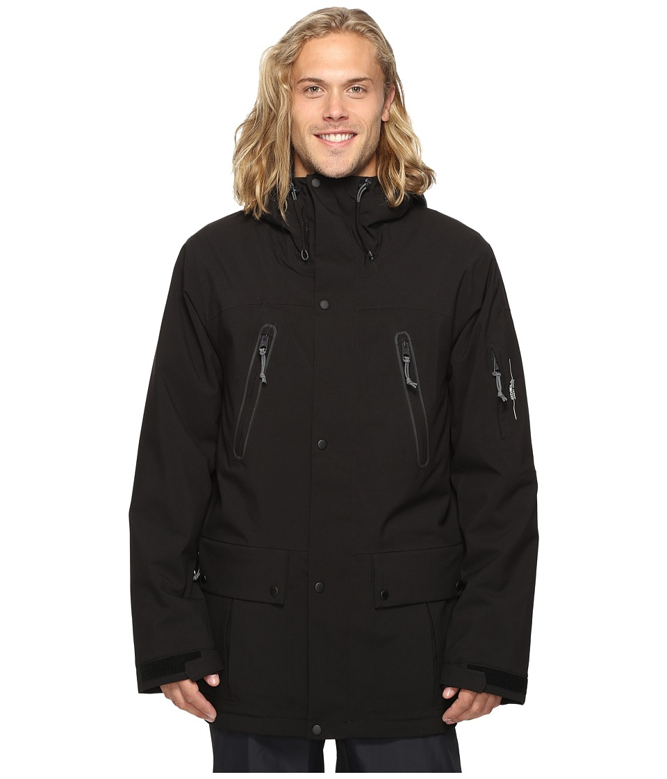 O'Neill - Jeremy Jones Carve Jacket (Black Out) Men's Coat