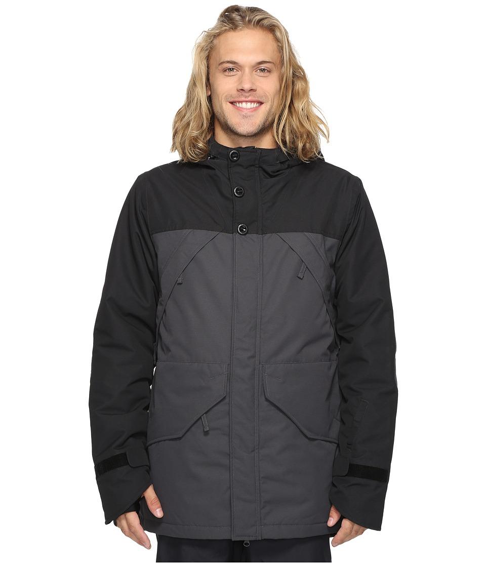 O'Neill - Tanzing Jacket (Granite) Men's Coat