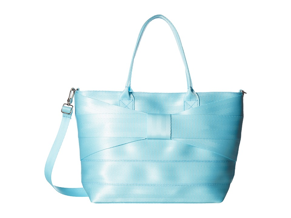 Harveys Seatbelt Bag - Mini Streamline Bow (Robins Egg) Handbags