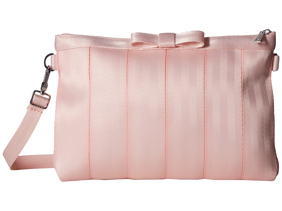 Harveys Seatbelt Bag - Bow Clutch (Rose Quartz) Clutch Handbags