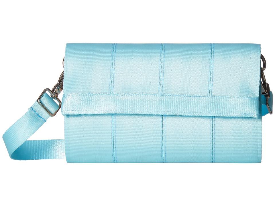 Harveys Seatbelt Bag - Streamline Wallet (Robins Egg) Bill-fold Wallet