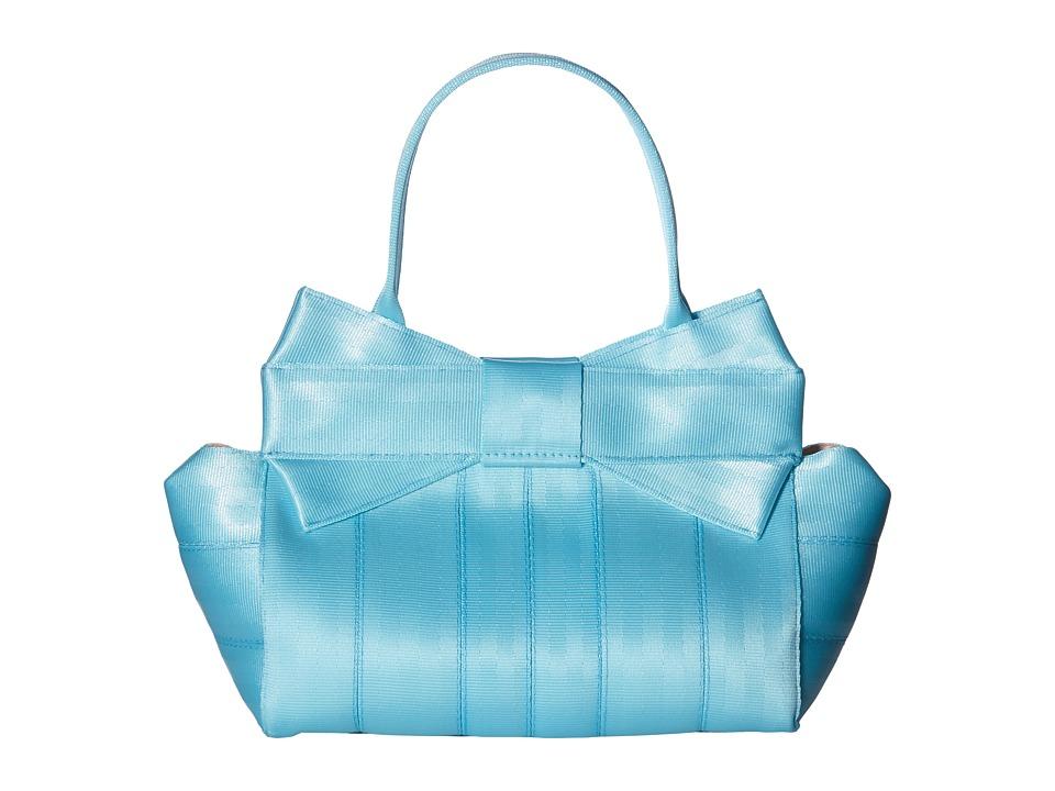 Harveys Seatbelt Bag - Bow Mini (Robins Egg) Handbags