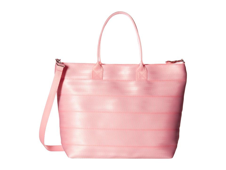 Harveys Seatbelt Bag - Medium Streamline Tote (Rose Quartz) Tote Handbags