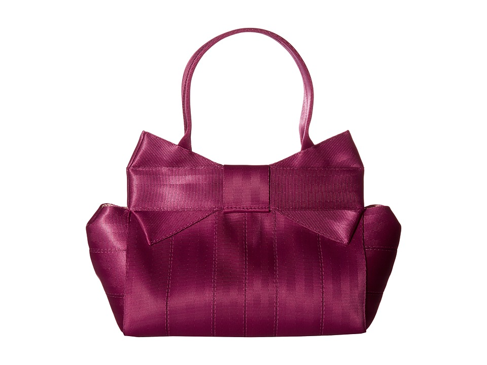 Harveys Seatbelt Bag - Bow Mini (Plum) Handbags