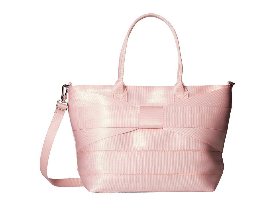 Harveys Seatbelt Bag - Mini Streamline Bow (Rose Quartz) Handbags