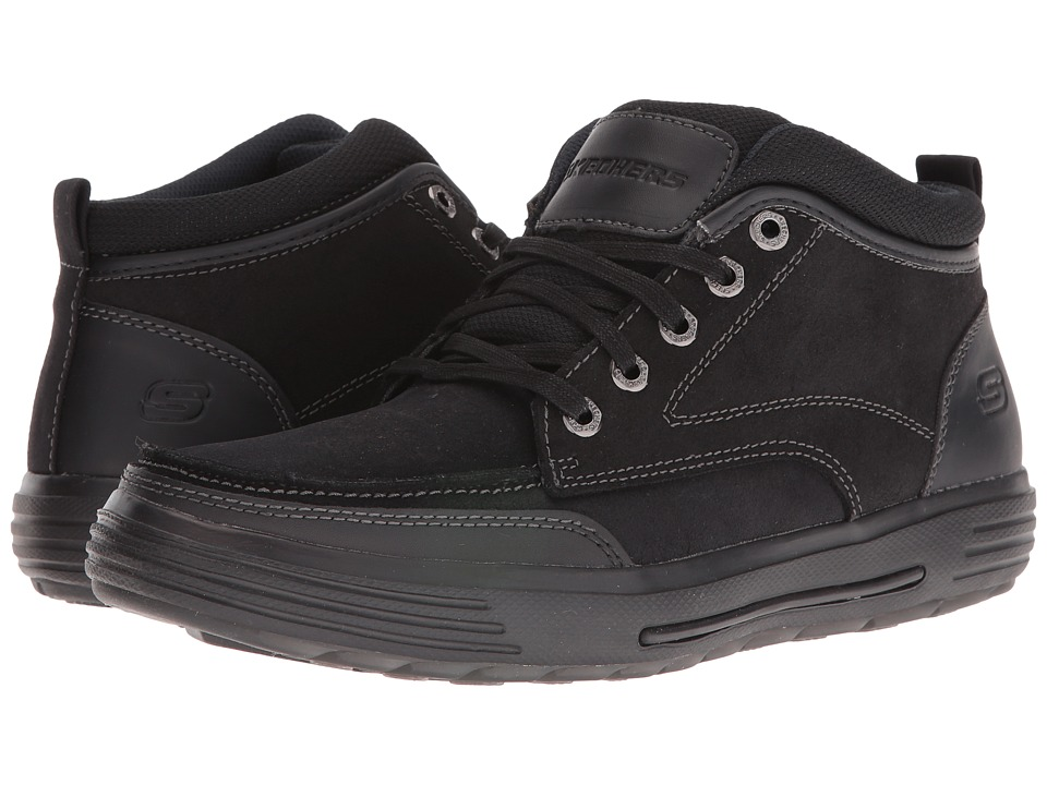 SKECHERS Porter Repton (Black) Men
