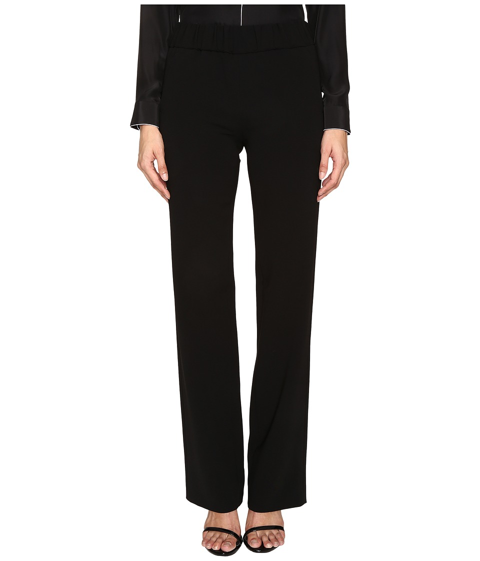 Boutique Moschino - Sporty Trousers (Black) Women's Clothing