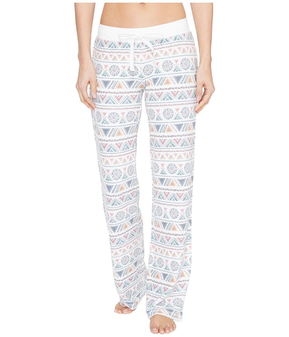 P.J. Salvage - Hello Sunshine Lounge Pants (Natural) Women's Casual Pants