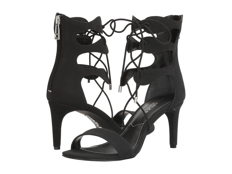 Charles by Charles David - Zone (Black Nubuck) Women's Shoes