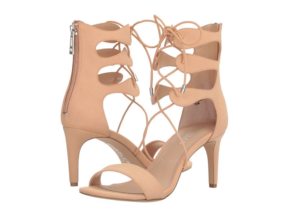 Charles by Charles David - Zone (Nude Nubuck) Women's Shoes