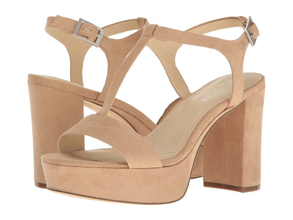 Charles by Charles David - Miller (Nude Microsuede) Women's Shoes