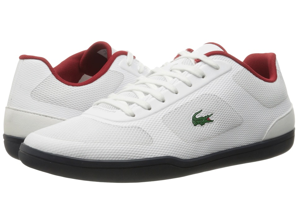 Lacoste - Court-Minimal OLY 316 (White) Men's Shoes
