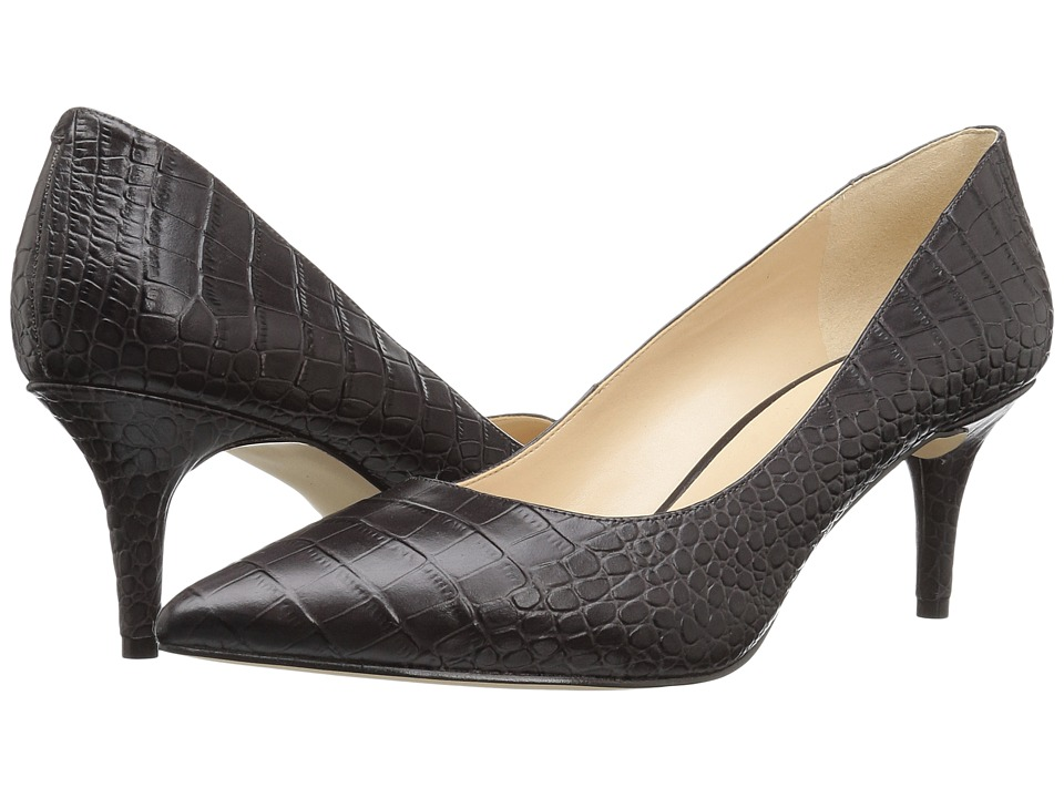 Nine West - Margot (Dark Brown) High Heels