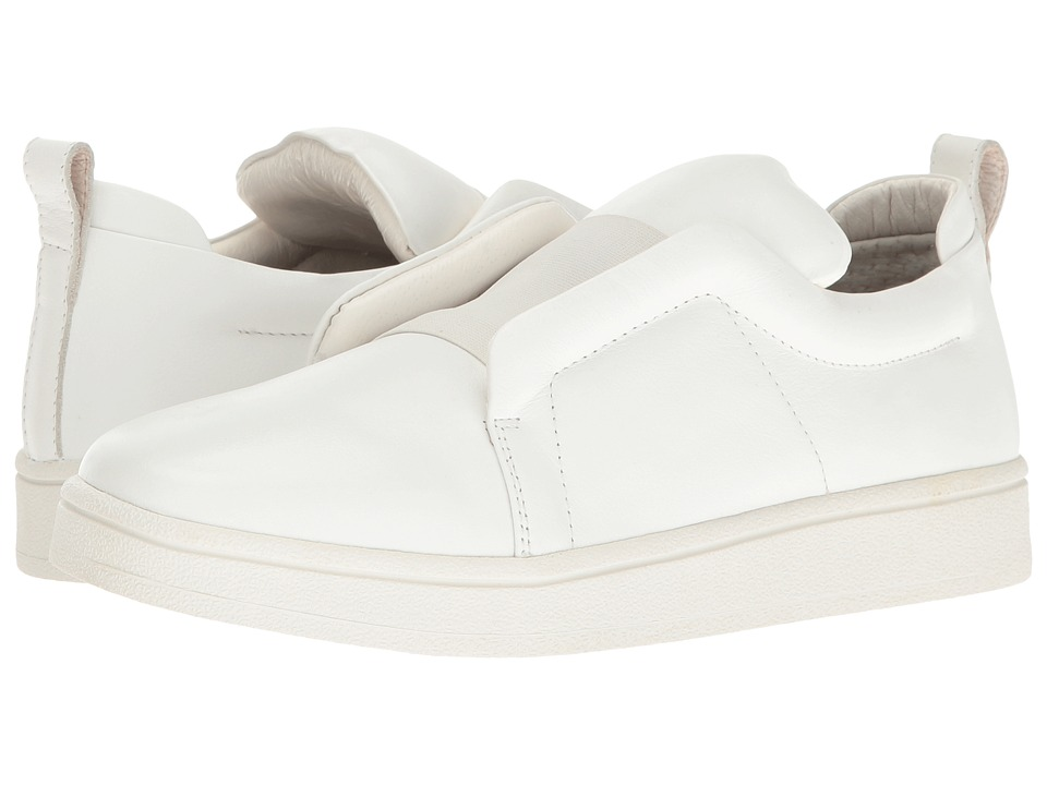 Sol Sana - Mickey Slip-On (White) Women's Slip on Shoes