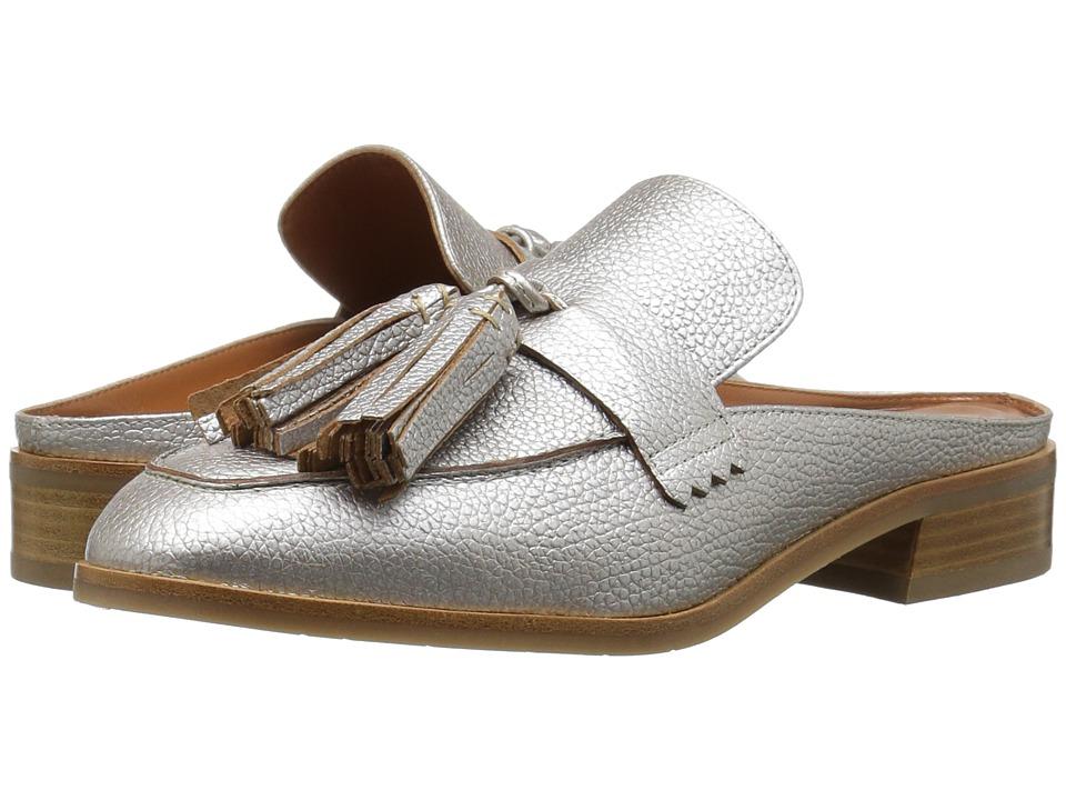 Aquatalia - Stella (Platinum Metallic Tumbled) Women's Shoes