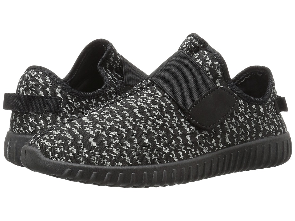 Madden Girl - JODYYY (Black/Grey) Women's Slip on Shoes