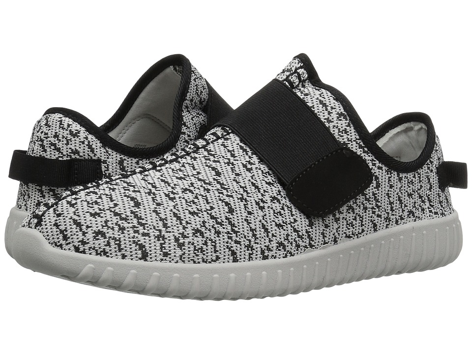 Madden Girl - JODYYY (Grey/Black) Women's Slip on Shoes