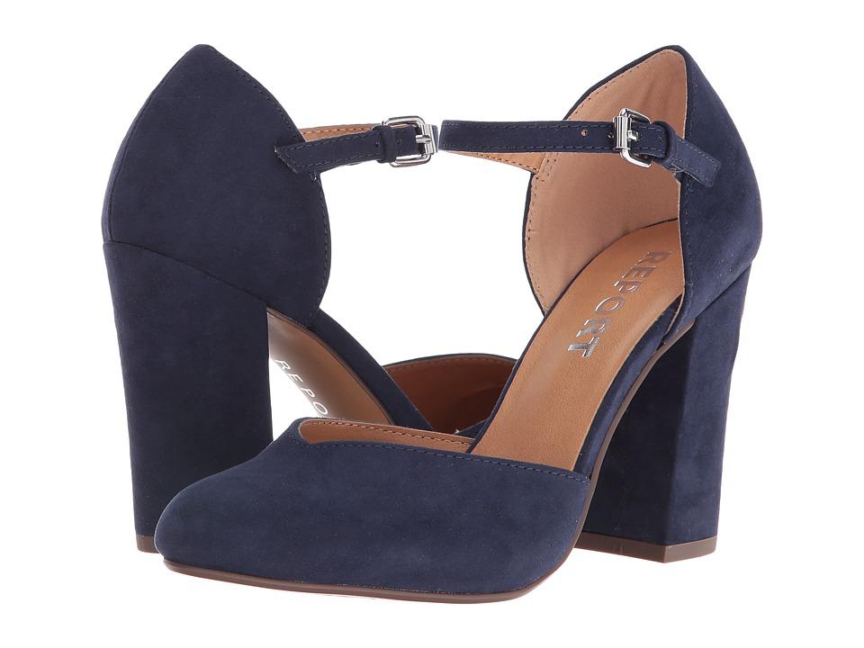 Report - Ladee (Navy) Women's Shoes