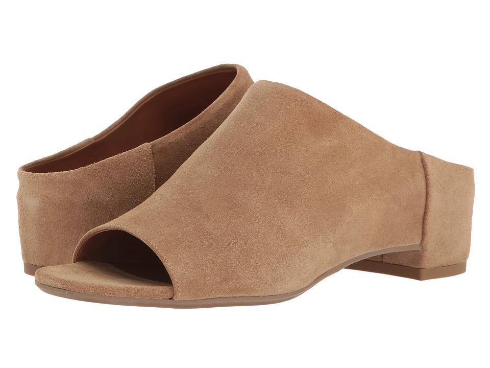 Aquatalia - Adriana (Sand Suede) Women's Shoes