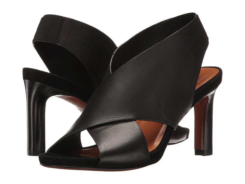 Aquatalia - Bayleigh (Black Calf) Women's Shoes
