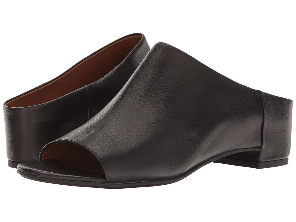 Aquatalia - Adriana (Black Grainy Calf) Women's Shoes