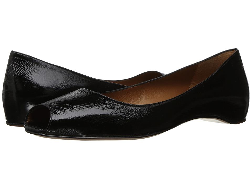 Aquatalia - Camille (Black Naplak) Women's Shoes