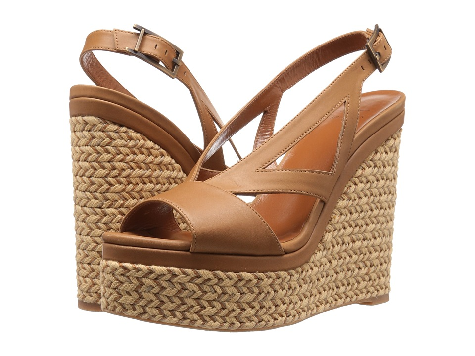 Aquatalia Carly (Tan Calf) Women