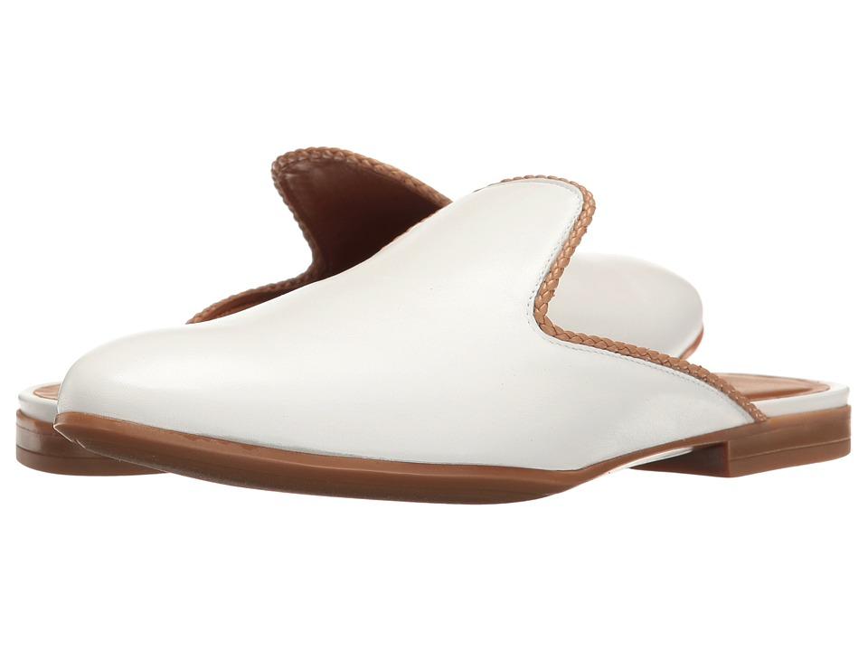 Aquatalia - Emerson (White Nappa) Women's Shoes