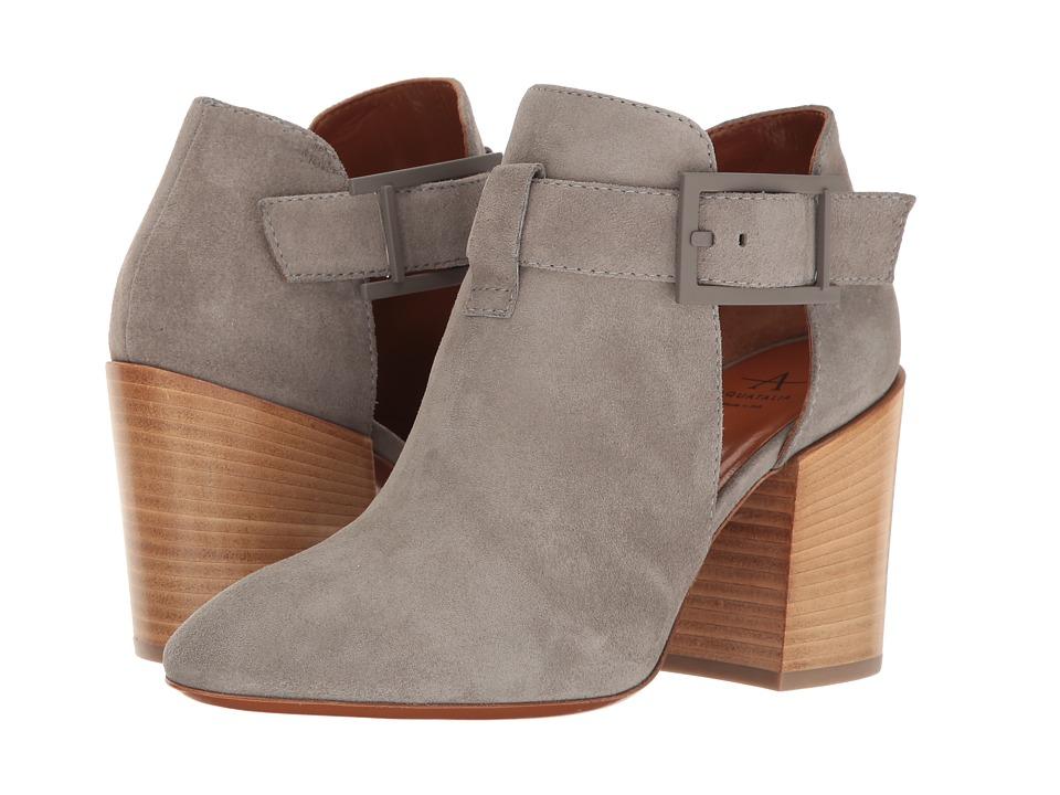 Aquatalia - Freddi (Ash Suede) Women's Shoes