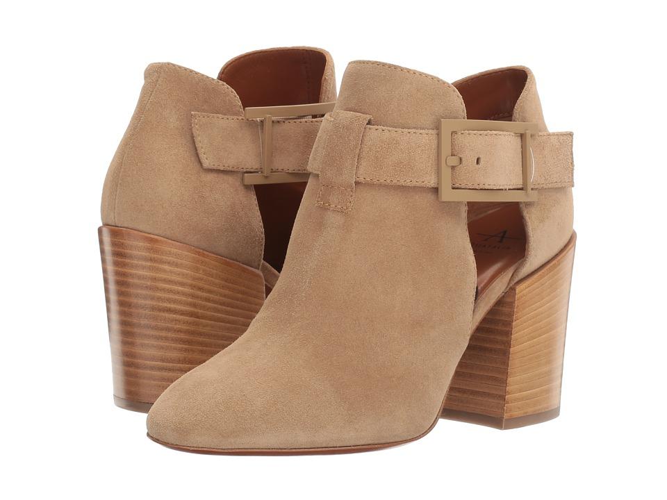 Aquatalia - Freddi (Sand Suede) Women's Shoes