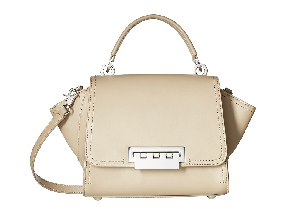 ZAC Zac Posen - Eartha Iconic Mini Top-Handle Crossbody (Malt) Top-handle Handbags