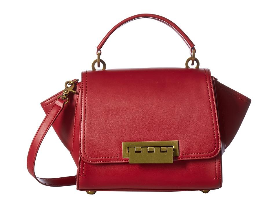ZAC Zac Posen - Eartha Iconic Mini Top-Handle Crossbody (Cardinal) Top-handle Handbags