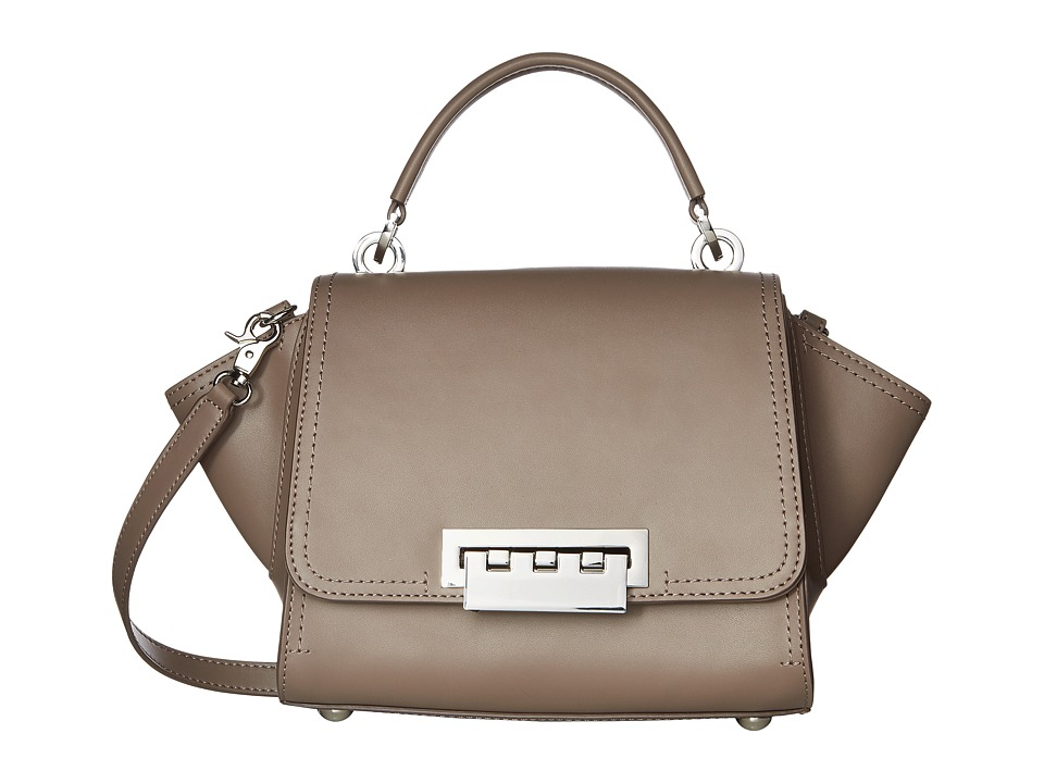 ZAC Zac Posen - Eartha Iconic Mini Top-Handle Crossbody (Smog) Top-handle Handbags