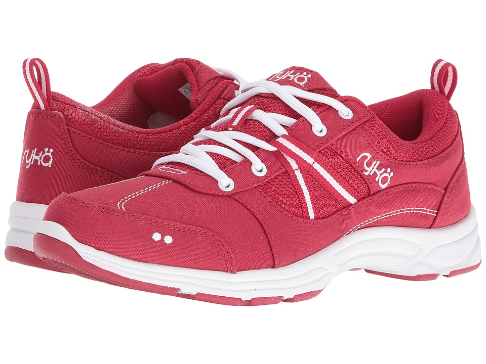 Ryka - Tempo (Red/White) Women's Shoes
