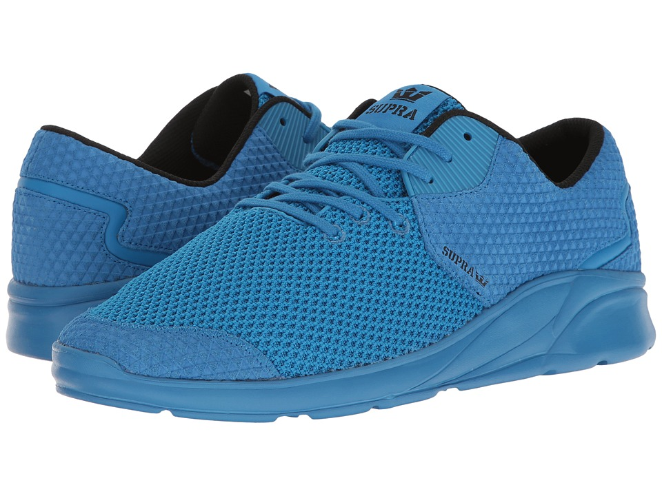 Supra - Noiz (Blue/Blue/Blue) Men's Skate Shoes