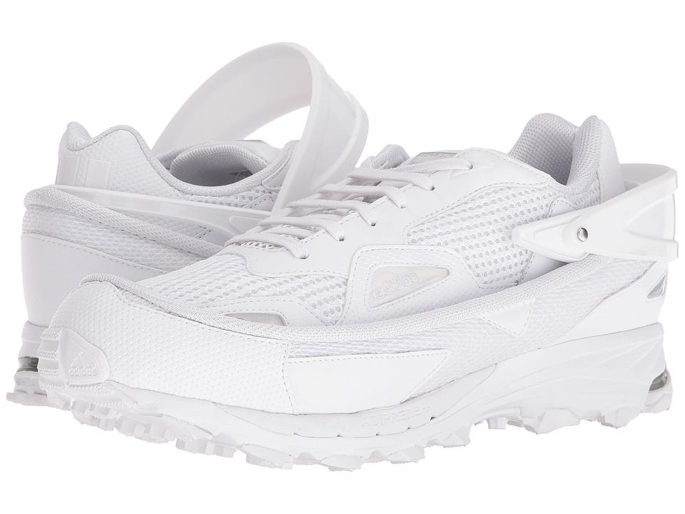 adidas by Raf Simons - Raf Simons Response Trail 2 (Footwear White/Maroon/Bright Blue) Men's Shoes