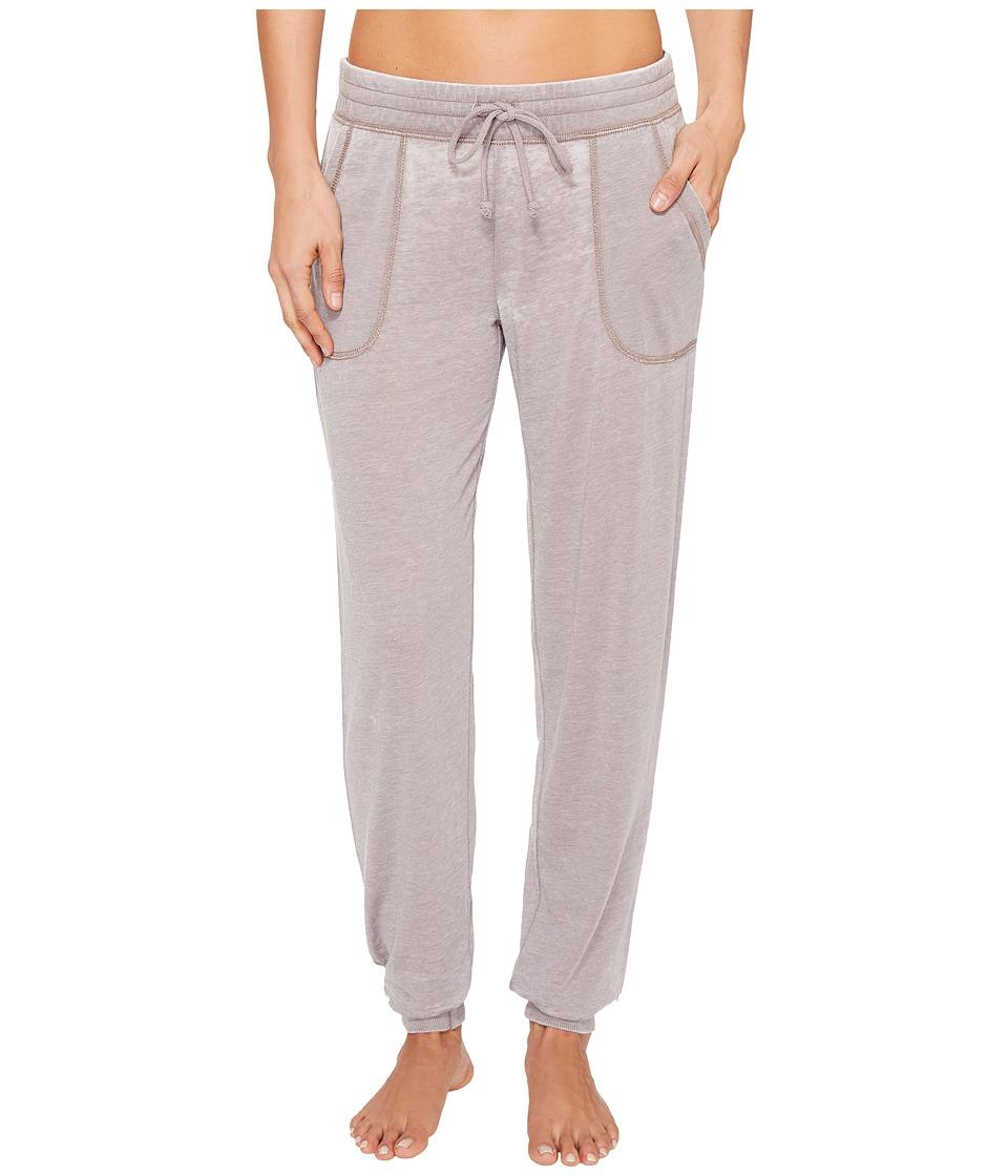 P.J. Salvage - Burnout Joggers (Stone Grey) Women's Casual Pants