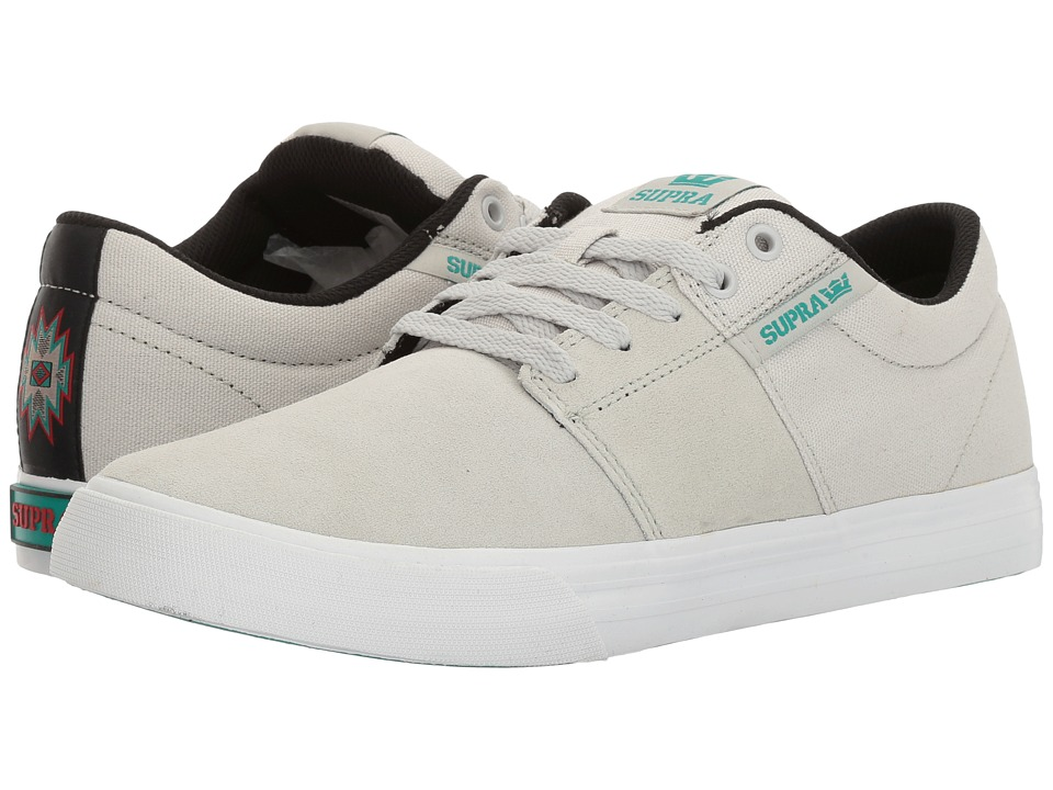 Supra - Stacks Vulc II (Tan/Tan/White) Men's Skate Shoes