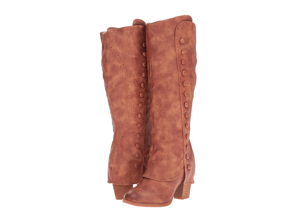 Not Rated - Maude (Tan) Women's Dress Boots