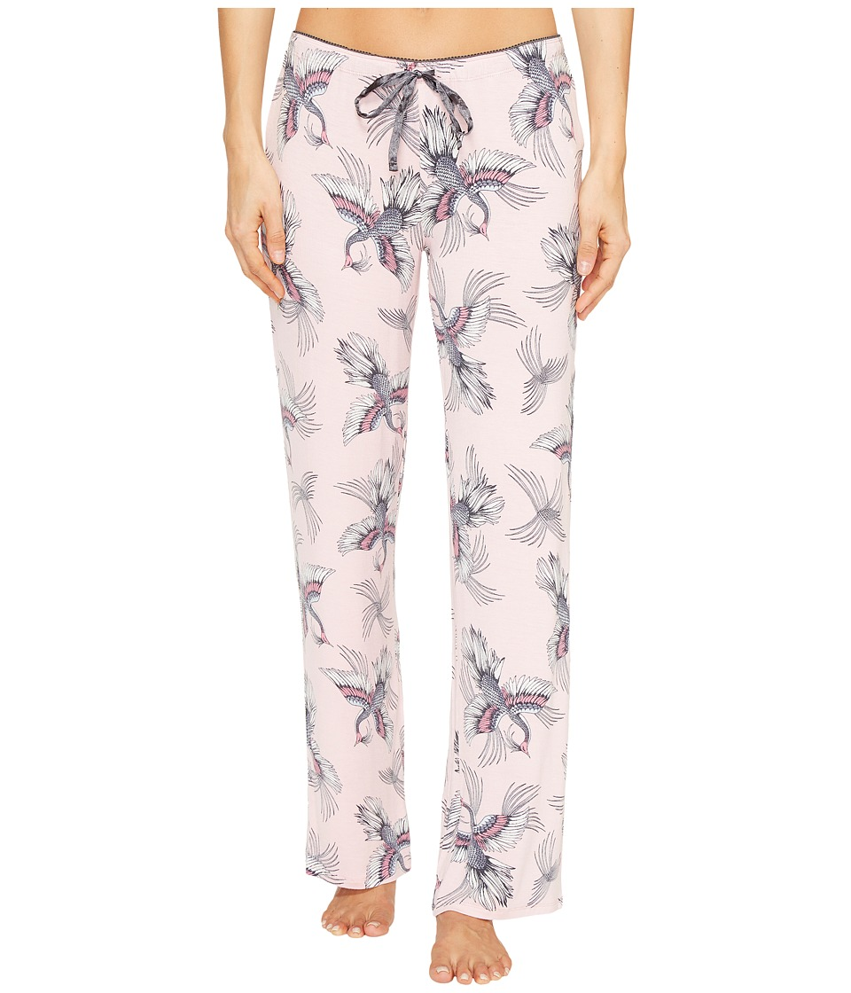 P.J. Salvage - Take Flight PJ Pants (Pink) Women's Pajama