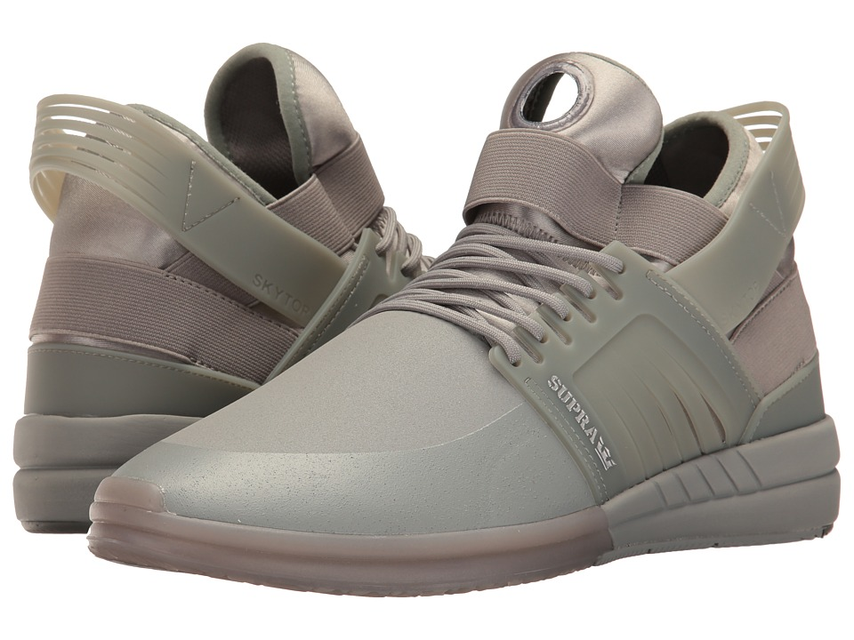 Supra Skytop V (Grey/Grey/Grey) Men