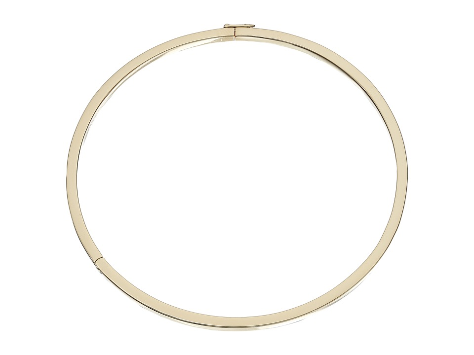Eddie Borgo - Cuboid Collar Necklace (Gold) Necklace