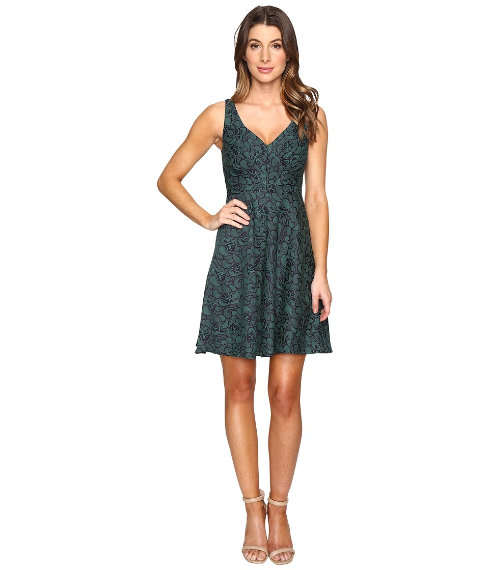 Eva by Eva Franco - Alexander Dress (Teal) Women's Dress