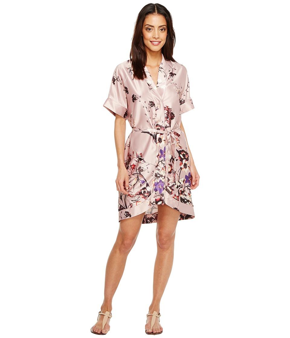 Brigitte Bailey - Winnie Kimono Wrap Dress (Blush) Women's Dress